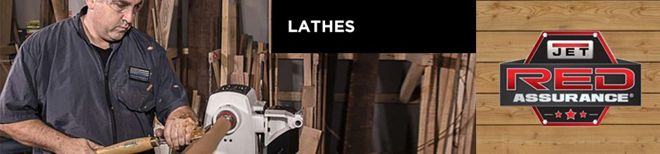 JET Woodworking Lathes