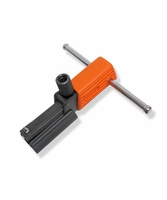 "NES nes25 1-1/4"" - 2-1/8"" Internal Thread Repair Tool"