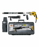 QuikDrive PRO200SD25K Multi-Purpose System w/ DeWalt 2500 RPM Motor