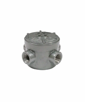 Reelcraft 370200 Junction Box, Explosion Proof Order Plugs--390695