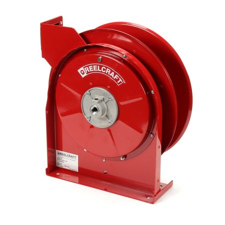 Reelcraft 4420-OLP 1/4 x 20ft, 300 psi, Air / Water Reel w/ Hose