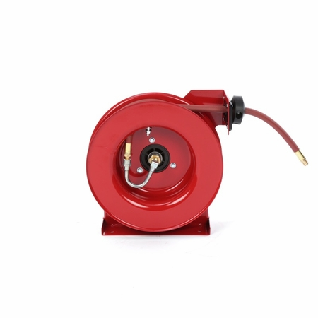 Reelcraft 4625 OLP 3/8 x 25ft, 300 psi, Air / Water With Hose
