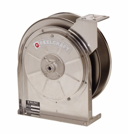 Reelcraft 5600-OMS 3/8 x 30ft, 3000 psi, SS Oil Without Hose