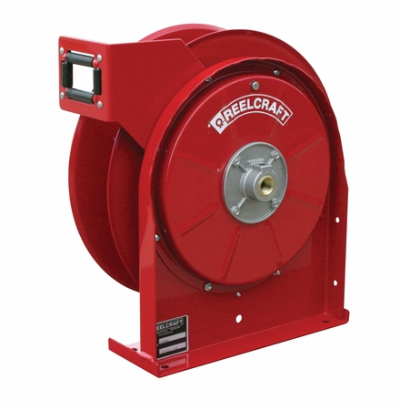 Reelcraft 5605-OMP 3/8 x 35' Spring Retractable Hose Reel, 3000 PSI No Hose