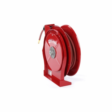 Reelcraft 5650-OLP 3/8 x 50ft, 300 psi, Air / Water Reel with Hose