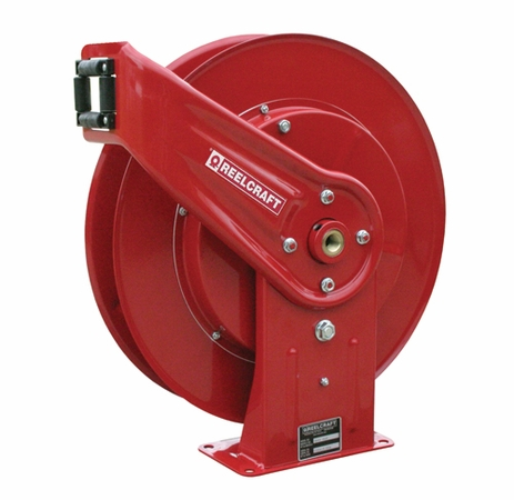 Reelcraft 7600-OMP 3/8 x 50ft, 3000 psi, Oil Without Hose