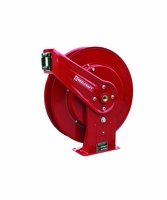 """Reelcraft 7607-OLP Heavy Duty 3/8"""" x 70ft Hose Reel 500 PSI without Hose"""