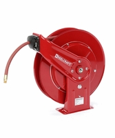 "Reelcraft 7850-OLP-HTH121 1/2"" x 50ft High Operating Temperature Hose Reel w/ Hose"