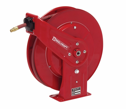 Reelcraft 7850-OMP 1/2 x 50ft, 2000 psi, Oil Reel with Hose