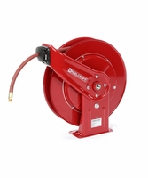 "Reelcraft 7925-OLP-HTH 3/4"" x 25ft High Operating Temperature Hose Reel w/ Hose"