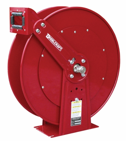 Reelcraft 81000-OLP 3/8 x 100ft, 500 psi, Air / Water Without Hose