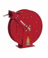 Reelcraft 81075-OLP 3/8 in. x 75 ft. Heavy Duty Hose Reel w/ Hose