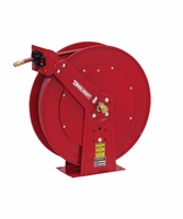 Reelcraft 81100-OLP 3/8 x 100ft, 300 psi, Air / Water Reel with Hose