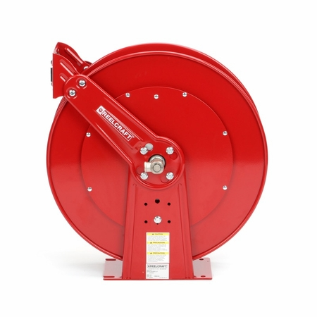 Reelcraft 82000-OLP 1/2 x 100ft, 500 psi, Air / Water Reel without Hose
