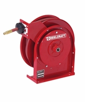 Reelcraft A5825-OLP 1/2 x 25ft, 300 psi, Air / Water Reel with Hose