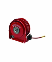 "Reelcraft B3425-OLP 1/4"" x 25ft. Compact Air/Water Hose Reel"