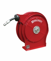 Reelcraft B5650-OLP 3/8 x 50ft, 300 psi, Spring Retractable Air/Water with Hose