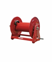 """Reelcraft CH37122-L Series 30000 1"""" x 125ft, 1000 psi, Without Hose, Hand Crank"""