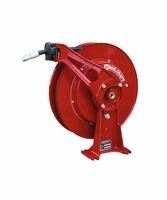 """Reelcraft D8440-OHP 1/4"""" x 40' Ultimate Duty Spring Retractable Reel, 5000 PSI w/ Hose"""