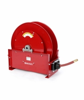 Reelcraft D9399-OLPBW-HTH 3/4 x 100ft High Operating Temperature Hose Reel w/ Hose