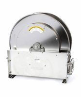 "Reelcraft D9400-OLS 1"" x 50' Ultimate Duty Stainless Hose Reel, 500 PSI No Hose"