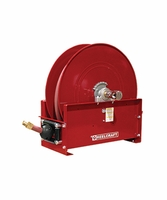 "Reelcraft E9430-OLP 1"" x 30' Ultimate Duty Spring Retractable Reel, 250 PSI w/ Hose"
