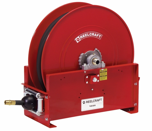 Reelcraft FD9350-OLPBW 3/4 x 50ft, 50 psi, Fuel With Hose