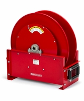 "Reelcraft FE9400-OLP 1"" x 50' Spring Retractable Fuel Hose Reel, 500 psi No Hose"