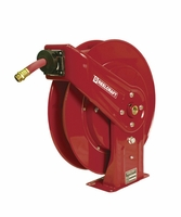 "Reelcraft GC7535-OLP 5/8"" x 35' Spring Retractable Heavy Duty Water Hose Reel"