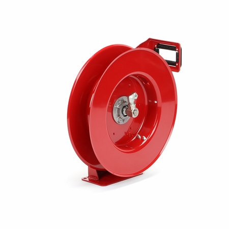 Reelcraft HD78005-OLP 3/8 x 100' Low Pressure Air/Water Reel 500psi No Hose