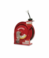 Reelcraft L-4545-123-X Power Cord Reel 45 ft 12/3 20 amp Flying Lead