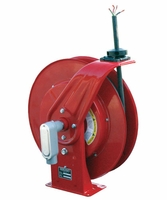 Reelcraft L-7050-104-X Power Cord Reel 50 ft 10/4, Flying Lead 20amp