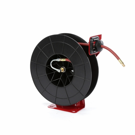 Reelcraft RT650-OLP 3/8 x 50ft, 300 psi, Air / Water With Hose