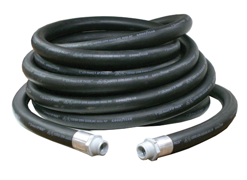 Reelcraft S600160-1 3/4 x 25 ft Replacement Hose Assembly for Fuel