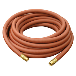 Reelcraft S601013-35 3/8 x 35 ft 300 psi Replacement Hose Assembly for Air/Water