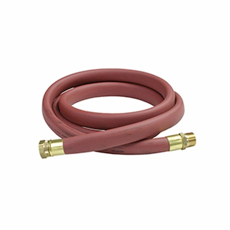 Reelcraft s601034-7 Air/Water Inlet Hose 3/4 x 7' 250 PSI
