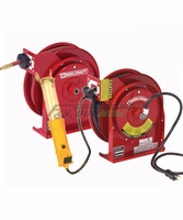 Reelcraft TP5635-OLP/L-4035-163-8 Premium Air/Water & Electric Combo