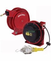 Reelcraft TP5650-OLP/L-4050-163-1 Premium Air/Water & Electric Combo