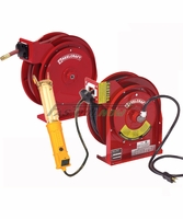 Reelcraft TP5650-OLP/L-4050-163-3 Premium Air/Water & Electric Combo