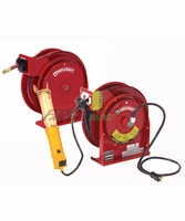 Reelcraft TP5650-OLP/L-4050-163-8 Premium Air/Water & Electric Combo