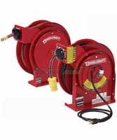 Reelcraft TP5650-OLP/L-4545-123-3 Premium Air/Water & Electric Combo