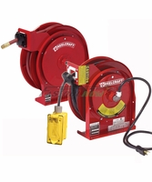 Reelcraft TP5650-OLP/L-4545-123-7 Premium Air/Water & Electric Combo