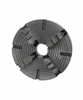 """Replacement Parts 321430 LC-4-13GH, 8"""" 4-Jaw Chuck For Geared Head Lathes"""