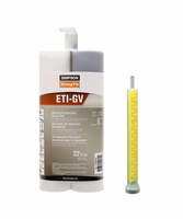 Simpson Strong-Tie ETIGV22 Epoxy-Tie Injection Gel 22oz Cartridge w/ Nozzle
