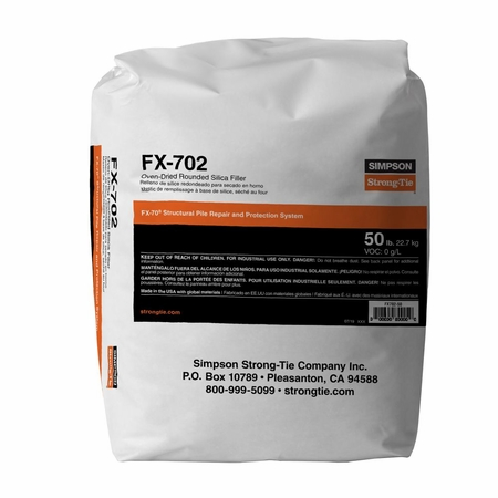 Simpson Strong-Tie FX702-50 702 Graded Epoxy Filler 50lb Bag