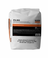 Simpson Strong-Tie FX263 Repair Mortar Overhead 50lb Bag