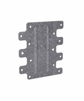 "Simpson Strong-Tie LTP5 4-1/2"" X 5-1/8"" Galvanized Lateral Tie Plate"