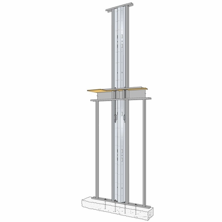 Simpson Strong-Tie S/SSW24X8X-STK S/SSw Panel For 2 Story Stacked