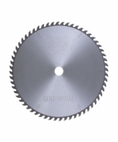 """Tenryu GM-30560 12"""" Gold Medal Woodworking Blade 60T 1"""" Arbor"""