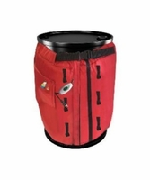 The PipeKnife Company 0512DW 55-Gallon Drum Warmer Wrap